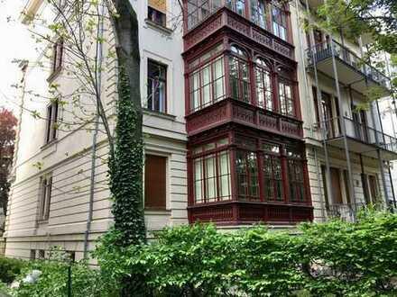 extravagante, geräumige Eigentumswohnung im Zentrum Leipzigs - Musikviertel