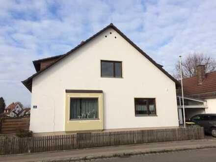 Rustikale 2-Zimmer-Dachgeschoßwohnung in SOB-Mühlried