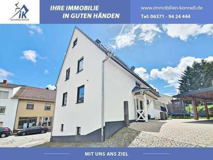 IK   Schönenberg-Kübelberg: neu renoviertes Einfamilienhaus mit Sauna