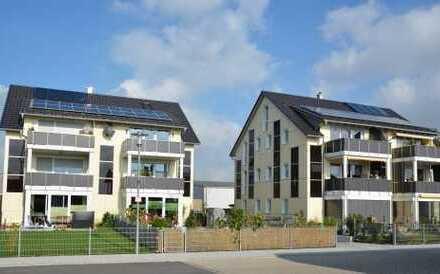 Neuwertige 3-Zimmer-Wohnung mit Balkon und EBK in Untermeitingen