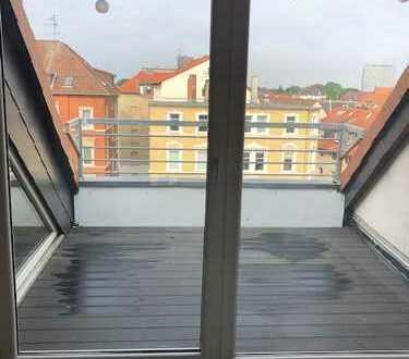 Schöne, geräumige zwei Zimmer Wohnung in Braunschweig, Östliches Ringgebiet