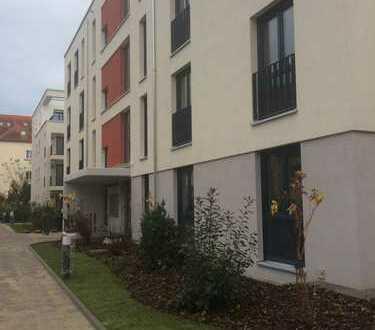4 Zimmer-Neubauwohnung mit Garten und Terrasse