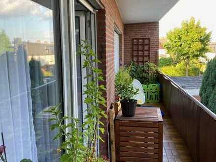 Schöne 4-Zimmer-Wohnung mit Balkon in Altenberge