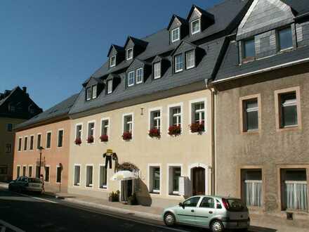 3-Raumwohnung im Marienberger Stadtzentrum