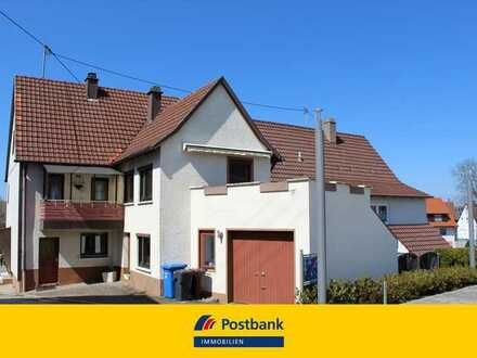 Erfüllen Sie Ihre Wohnträume im renovierungsbedürftigen Wohnhaus!