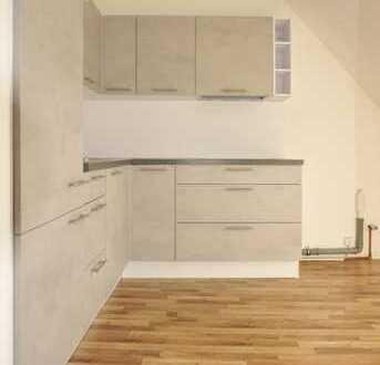 Super zentrale 2 Zimmer-Wohnung mit Einbauküche, Fahrstuhl und tollem Ausblick
