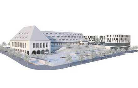 Prov. frei- Nibelungenterrasse Regensburg Büro/Einzelhandel Neubau