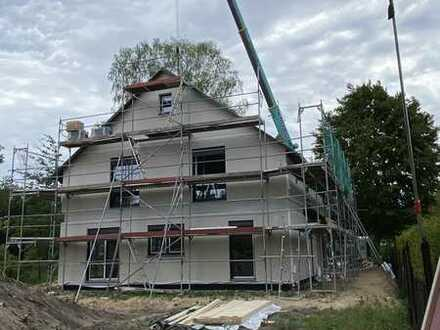 Zühlsdorf - Niedrig-Energiehaus zum Erstbezug in traumhafter Lage für große Familie