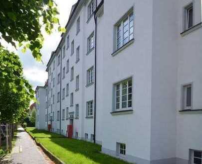*wohnwert-leipzig.de* große 2-ZKB/nahe Cosp.See/Loggia/Tageslichtb/Wa+Du/Parkett/ges. 488 EUR