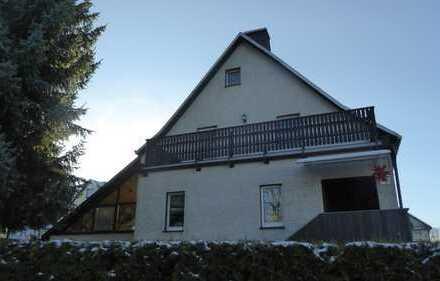 Einfamilienhaus in sonniger, ruhiger Lage von Scheibenberg