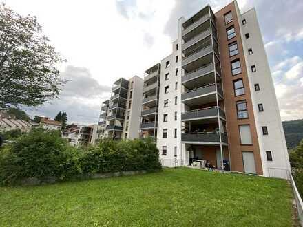 Neuwertige 4-Zimmer-Wohnung mit Balkon und traumhafter Aussicht