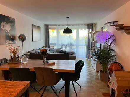 Schöne, helle, renovierte 4-Zimmerwohnung in Puchheim Bahnhof von privat
