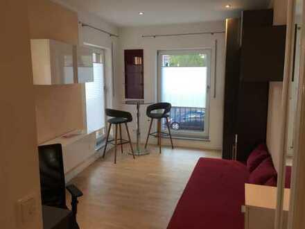 Schöne 1,5-Zimmer Wohnung in Regensburg, Kumpfmühl, Voll Möbliert - Uninähe!