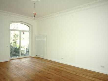 Ruhige 3-Zimmer-Wohnung mit Balkon in BS, 1. OG, östliches Ringgebiet