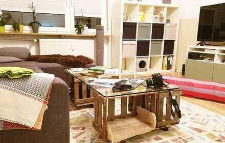 Schöner Wohnen im Pfaffengrund: 90qm - 1. Obergeschoss - helle 3 Zimmer - gr. Balkon (S/O-Lage)