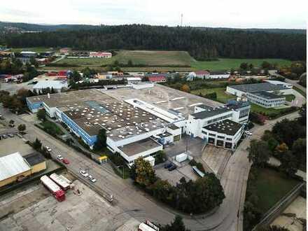 Vakante Produktions- und Logistikimmobilie (A93 bei Regensburg)