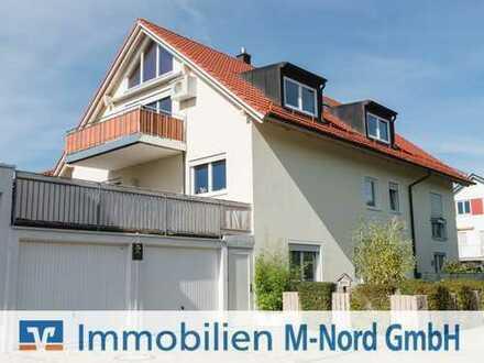 Neuwertige und charmante Galerie- Maisonettewohnung in ruhiger Wohnlage von München- Feldmoching
