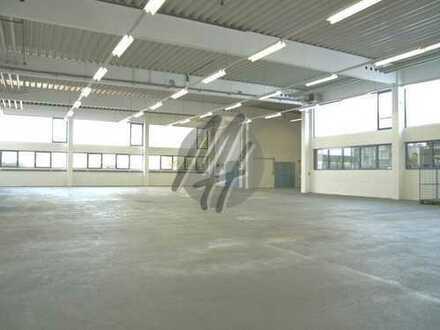 VIELSEITIG NUTZBAR ✓ SOFORT VERFÜGBAR ✓ Lager-/Produktion (700 m²) & Büro (250 m²) zu vermieten