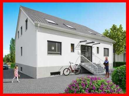 Neubau nähe Feldrand! Garten-Balkon-Terrasse-Keller-Massivbau-Solaranlage