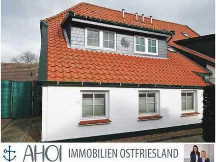Schicke modernisierte Maisonette-Eigentumswohnung mit 2 Sonnen-Terrassen