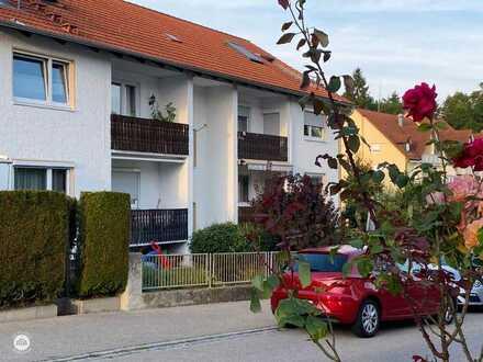 wunderbare Kapitalanlage: großzügige Single-Wohnung mit Loggia und Stellplatz