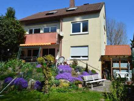3 Zimmer Wohnung mit Balkon und Stellplatz