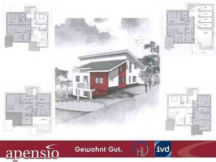 apensio -GEWOHNT GUT-: So muss es sein.....NEUBAU-Erstbezug, BARRIEREFREI, BALKON, Stellplatz