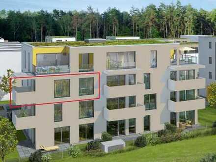 Tolle Lage am Langwassersee/Nähe Dutzendteich, lichtdurchflutete 3 Zimmer-Neubauwohnung