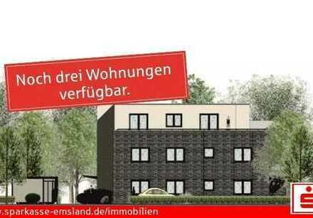 Neubau einer Wohnanlage in Lingen