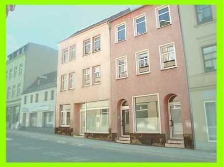 Neues Angebot! Wohn-und Geschäftshaus im Zentrum von Meerane - Sanierung erforderlich!