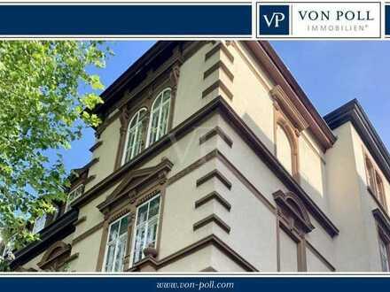 Denkmalgeschützte sonnige Weststadtwohnung im 2. Obergeschoss