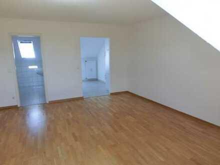 Exklusive, geräumige und gepflegte 1-Zimmer-DG-Wohnung mit EBK in Milbertshofen, München