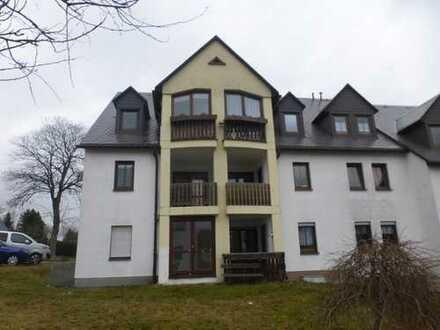 Eigentumswohnung/Ferienwohnung mit Balkon in Waldrandlage