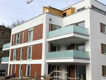 Erstbezug von privat: freundliche 3-Zimmer Wohnung mit kleinem Garten oder mit Balkon in Plagwitz