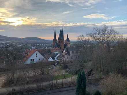 Gepflegte 3,5-Zimmer-Dachgeschosswohnung mit Balkon in Gelnhausen