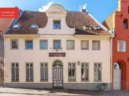 Altstadthaus mit Ausbaupotential