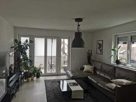 Helle 3,5-Zimmer-NR-Wohnung mit Balkon in Breitengüßbach