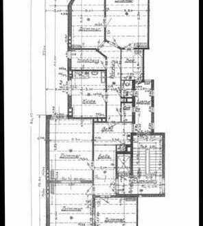 Gepflegte 5,5-Raum-Wohnung mit Balkon und EBK in Hamburg-Uhlenhorst