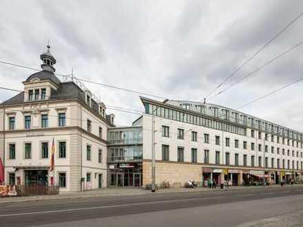 Büro-/Praxisfläche über zwei Etagen in Dresden-Strehlen zu vermieten