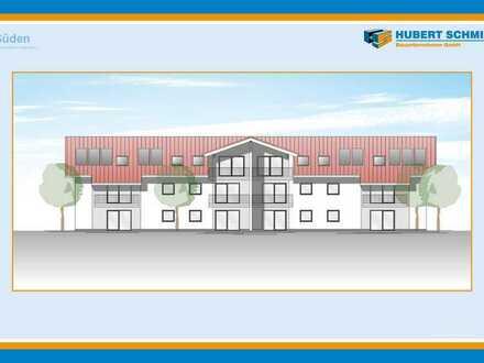 Neubau-Eigentumswohnung in ruhiger Wohnlage in Wertach (W121)