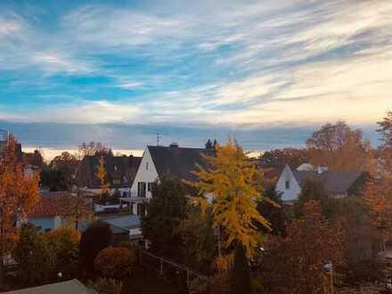 Erstbezug: Gehobene 4-Zimmer-Dachgeschosswohnung mit EBK und Balkon in Obergiesing, München