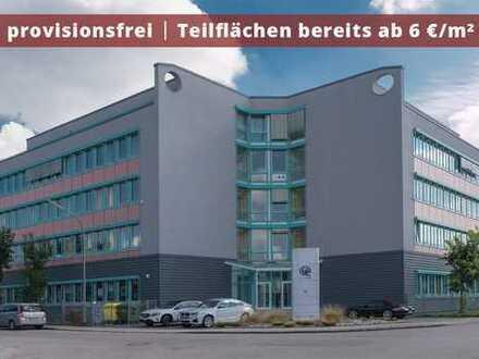 Repräsentative Büroflächen 335 qm bis 1800 qm teilbar – Gewerbegebiet Haunstetten