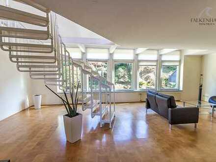 Wunderschöne Dach-Galerie Maisonette zum Träumen mit EBK