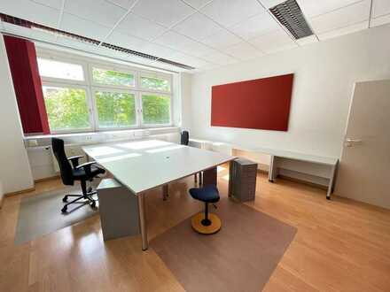 Gemeinschafts-Büroflächen von ca. 115 qm zu vermieten
