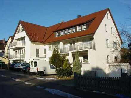 Sonnige 3,5-Zimmer-Wohnung mit großem Balkon