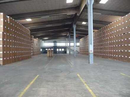 Lagerhallen: ab 1.700 m² - 9.500 m² Höhe bis 9 m!!!