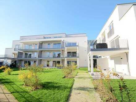WE18 | Bezugsfrei! Moderne 2,5-Zimmer-Wohnung mit großzügigem Südbalkon im Zentrum von Bad Gögging!
