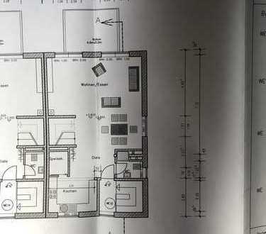 Schöne, geräumige vier Zimmer Maisonett -Wohnung in Rhein-Pfalz-Kreis, Limburgerhof
