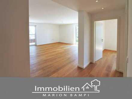 Neubau! - Exklusive 3-Zi-Wohnung mit schönem Südwest-Balkon!