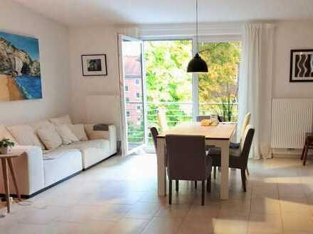 Modernisierte 2-Zimmer Wohnung im Herzen Barmbeks